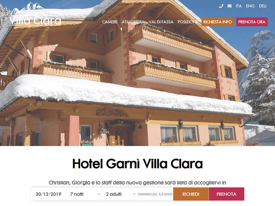 Hotel Garnì Villa Clara