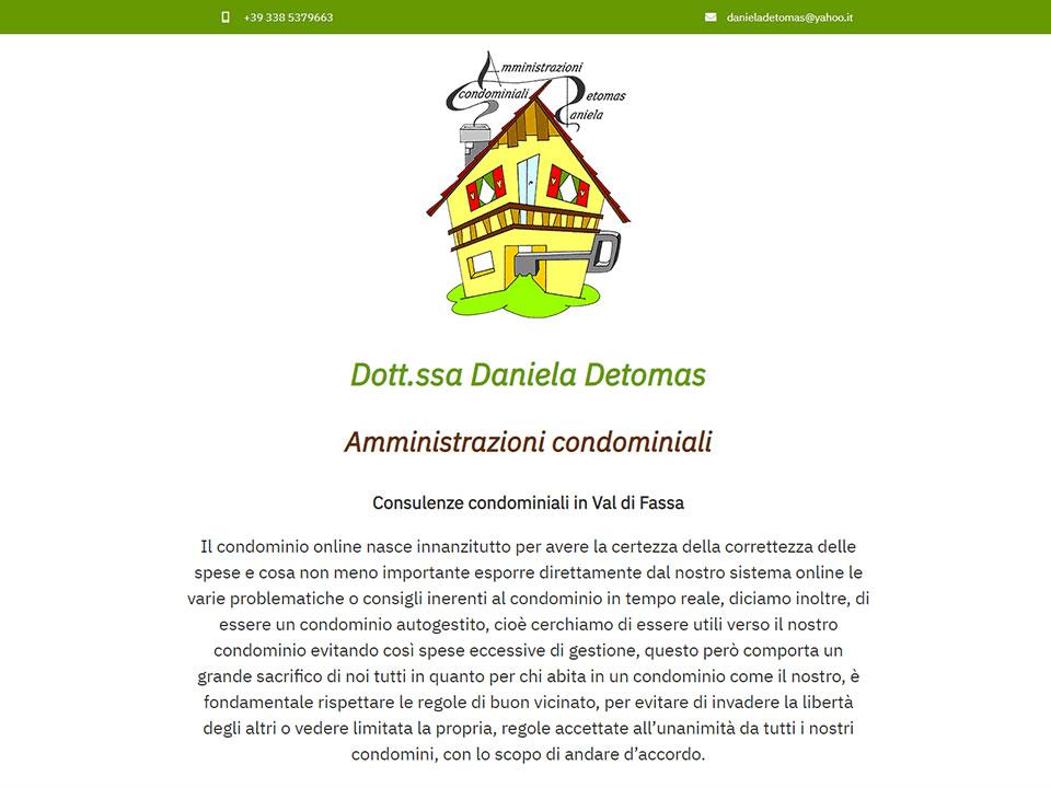 Amministrazioni Condominiali Detomas