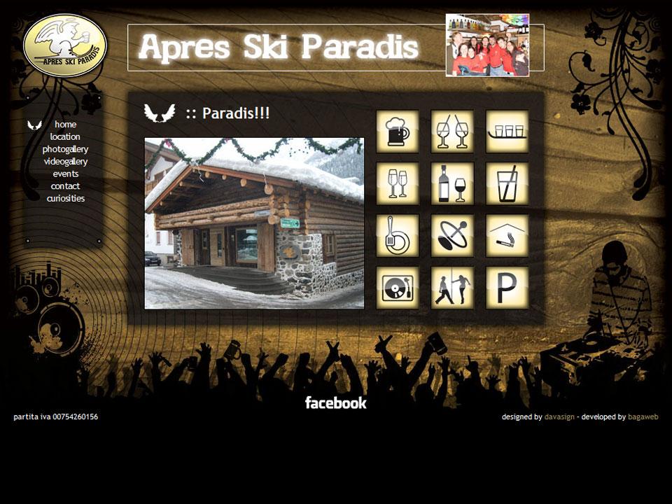 Après Ski Paradis