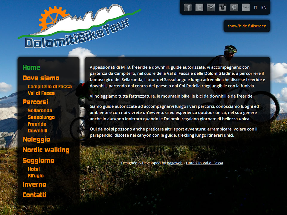 Dolomiti Bike Tour