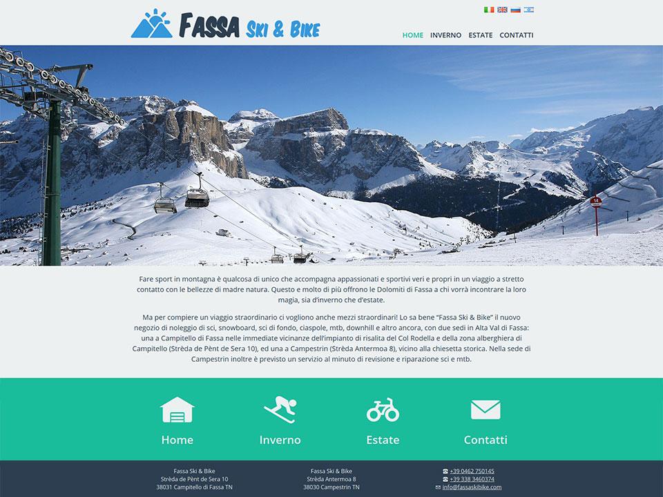 Fassa Ski & Bike