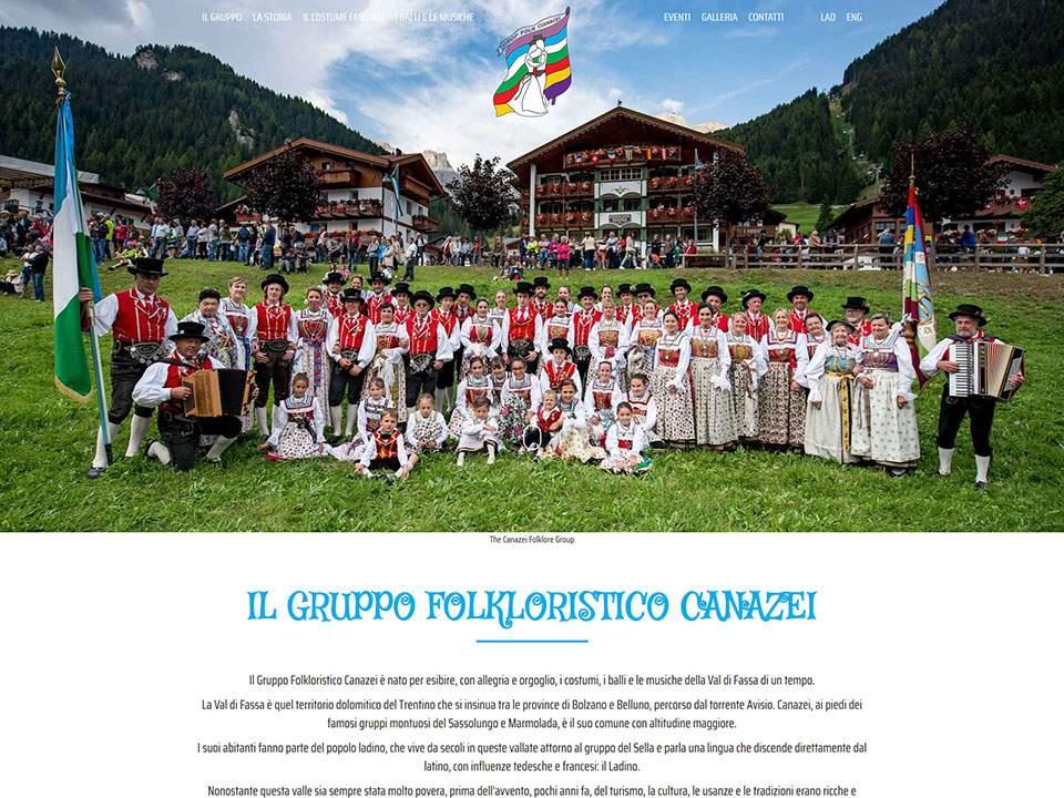 Gruppo Folkloristico Canazei