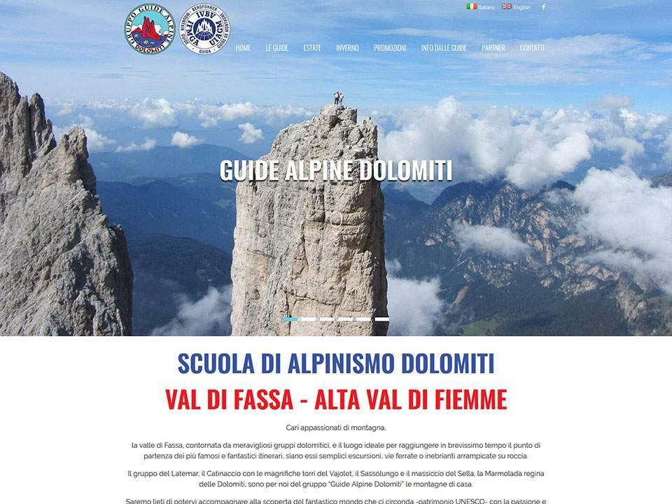 Guide Alpine Dolomiti