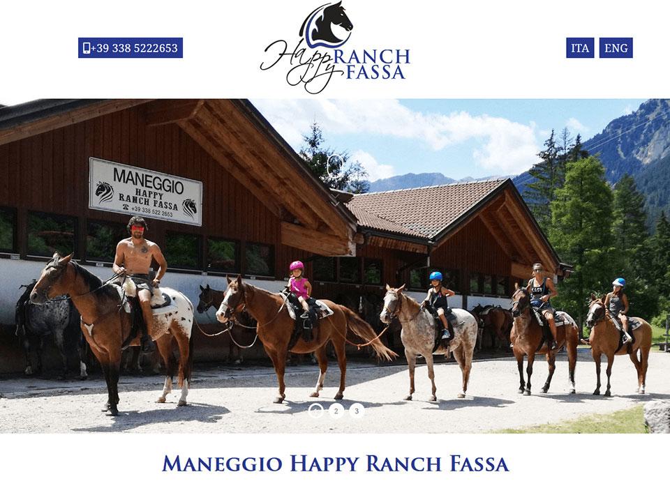 Happy Ranch Fassa