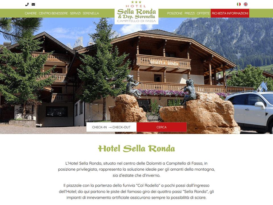 Hotel Sella Ronda