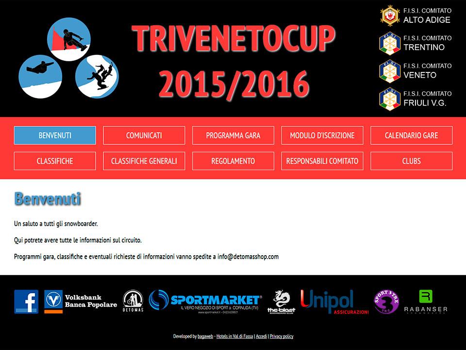 Triveneto Cup Snowboard